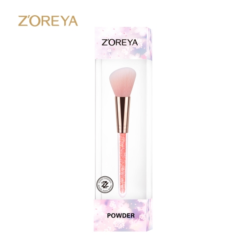 ZOREYA  Eternal Crystal Blush Brush