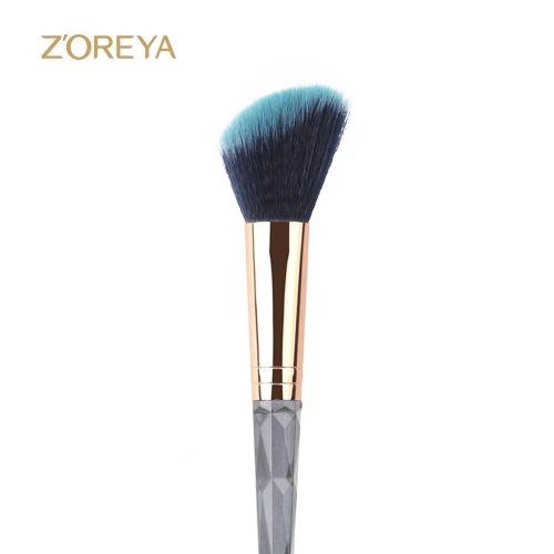 Professional Angled Blush Makeup Brush